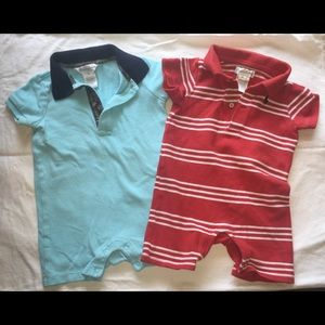 Boys Ralph Lauren One Piece Outfits - 9 months